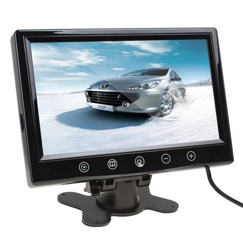 The In Shops See Your Rear On Screen Now by 9 Inch Tft Lcd Color Screen Car Rear View Monitor With 2