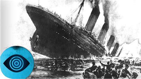 wann ist die titanic gesunken ist die titanic wirklich gesunken
