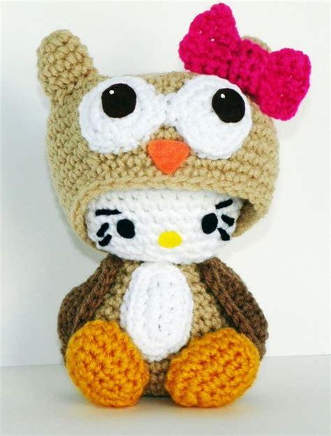 Owl Hello hello doll hello owl hello nijntje