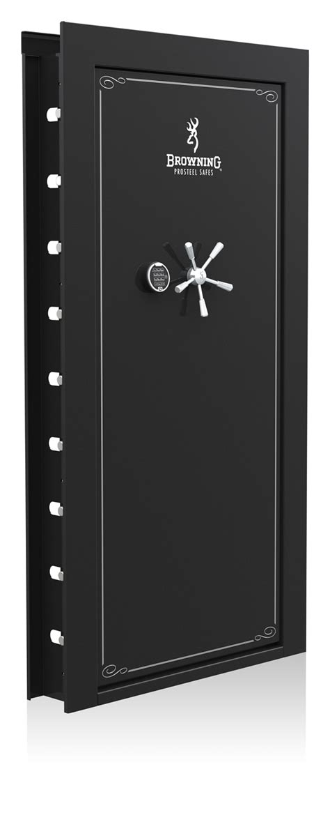 Browning Safe Door by Browning Universal Vault Door Clamshell Out Swing 1601100