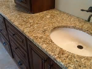 gold bathroom vanity top granite countertop