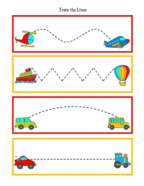 free printable preschool transportation worksheets best 25 preschool transportation ideas on pinterest