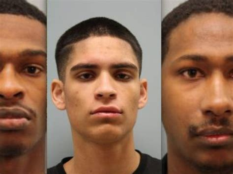 harris county sheriff's office: three men arrested in