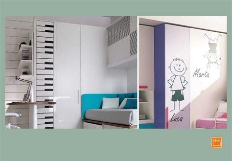 mobili x camerette stickers adesivi murali per decorare camerette da bambini