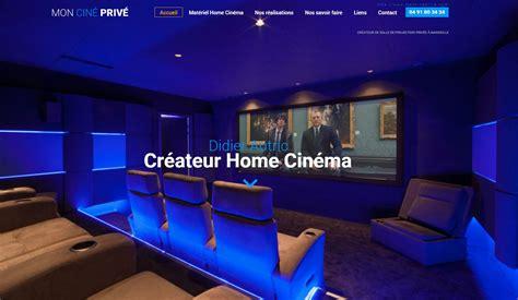 Creation Salle De Cinema Privee 2456 by Cr 233 Ateur De Salle De Cin 233 Ma Priv 233 E A Dynamic Home Cinema