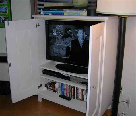 corner entertainment armoire corner tv armoire with doors home furniture design