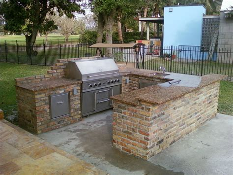 Outdoor Kitchen Islands by Design For Outdoor Kitchens Bbq Grill Islands Outdoor
