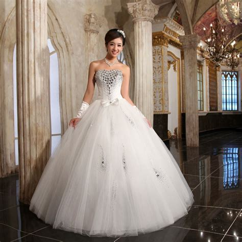 lovely latest wedding gowns 2016