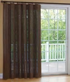 Patio door curtains home design ideas