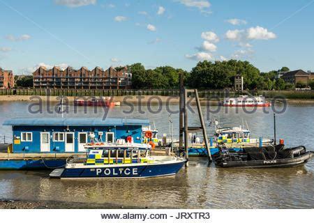 river thames inflatable boat metropolitan police inflatable speed boat on river thames