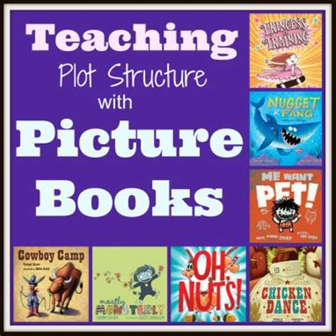 teaching literary elements with picture books 25 best ideas about literary elements on