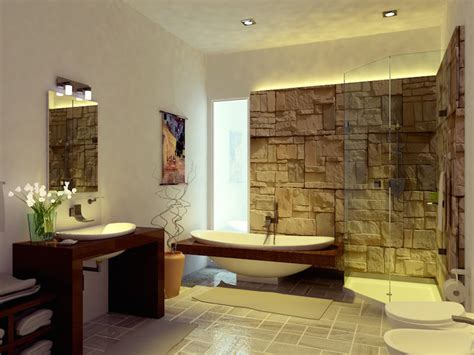 modern stone bathroom 7 luxury bathroom ideas for 2016