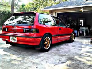 honda civic si hatchback 1990 review