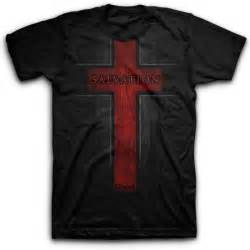 salvation red cross christian shirt acts 4 12