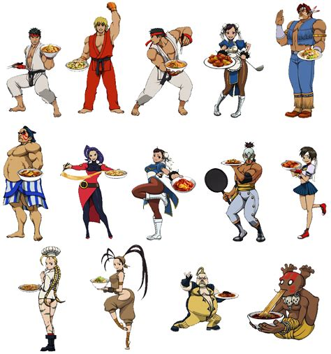from street fighter main character name street fighter miscellany