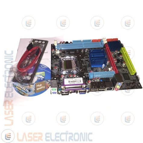 Vga Card Lga 775 scheda madre motherboard citop tyt g41 m3n socket lga 775 vga 2xddr3 ebay