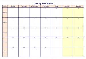 Calendar Planner 5 Calendar Planner Template Ganttchart Template