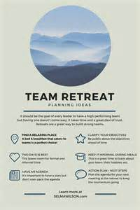 Leadership team retreats and 5 reasons your team needs one