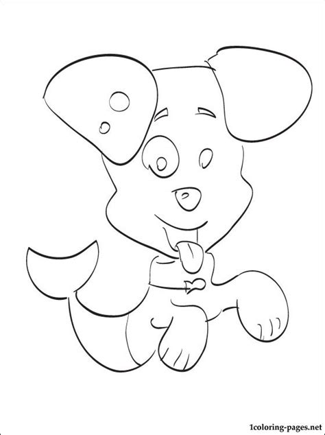 bubble puppy coloring page bubble guppies bubble puppy coloring page coloring pages