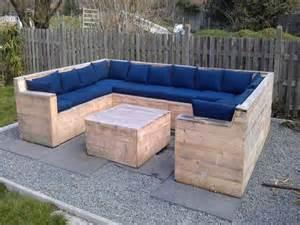 Outdoor patio pallet furniture pallet patio furniture ideas