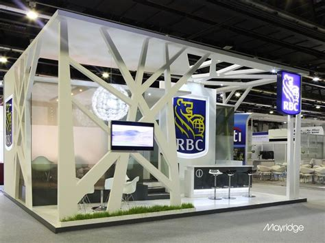 design concepts dubai rbc at sibos dubai exhibition stand design pinterest