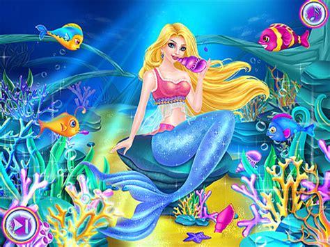 tattoo games online play wonderful mermaid y8