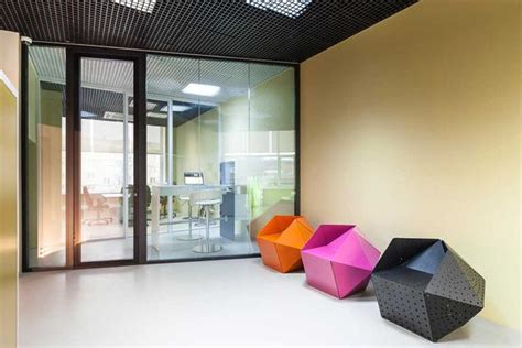 modern interior color schemes european office design ideas creative elements and bright