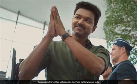 mersal actor vijay  christian   hates pm modi