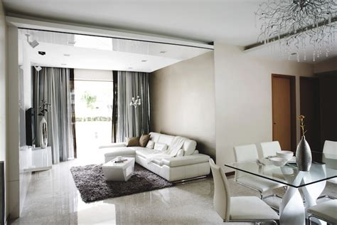 4 bedroom condo singapore house tour 60 000 renovation for the white and bright