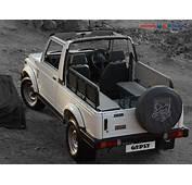 Maruti Gypsy  The Advantage SUV In India New Car