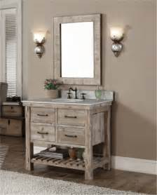 Farmhouse Style Bathroom Vanity by Accos 36 Inch Rustic Bathroom Vanity Quartz White Marble