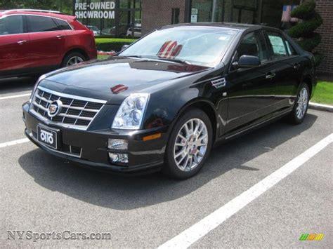 Cadillac Sts Awd by 2010 Cadillac Sts 4 V6 Awd In Black 134328