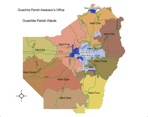 Ouachita Parish Property Records Ouachita Parish Assessor S Office Taxinformation