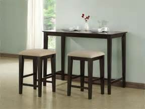 Dining Table For Small Space by Small Dining Room Design Ideas With Rounded Wood Dining