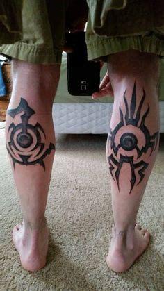 15th street tattoo my new oddworld quot custom oddworld logo quot done by