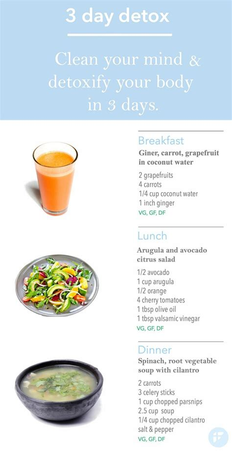 3 Day Detox by Best 25 3 Day Detox Ideas On Juice Cleanse