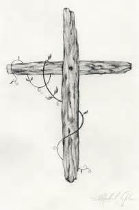 pencil drawings pencil drawings crosses