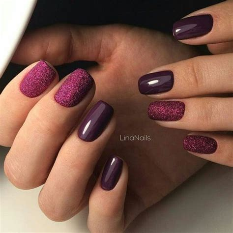 7 Beautiful Fall Nail Polishes by 25 Best Ideas About Nail Colors On