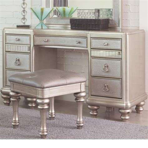bling vanity desk coaster bling vanity desk with 7 drawers and stacked