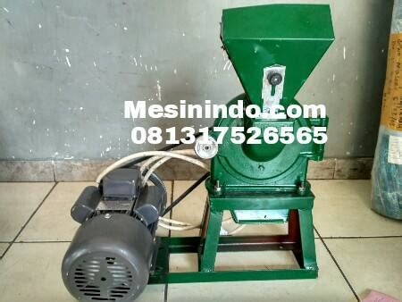 Gilingan Tepung Mahkota Ffc 15 harga mesin giling kopi dan tepung beras tenaga listrik