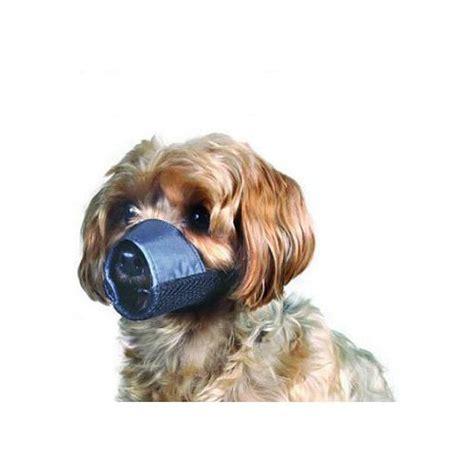 muzzle petco petco mesh muzzle small color black animals supplies supplies muzzles