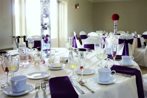 wedding reception table decorations pictures wedding accessories ideas