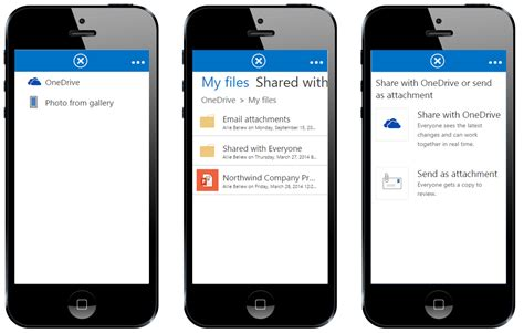 outlook web app mobile introducing a new way to files with outlook web app