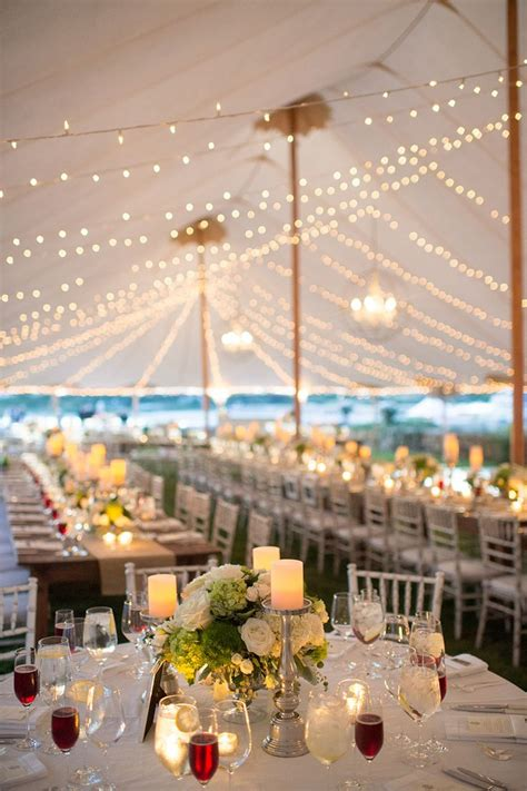 11 Fancy Tented Wedding Decoration Ideas To Stun Your Guests Fancy Centerpieces For Weddings