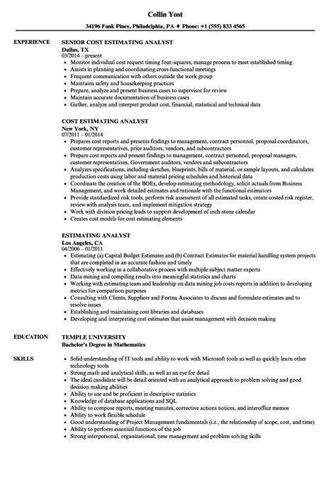 Margins For Resume by Data Analyst Resume Margins Search Resumes Best Resume