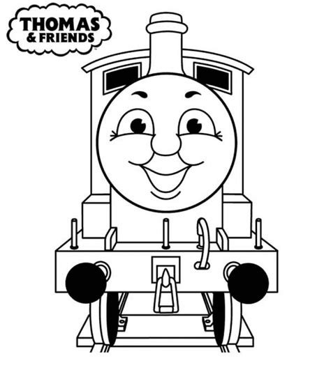 Get This Easy Preschool Printable Of Thomas And Friends Percy The Coloring Pages