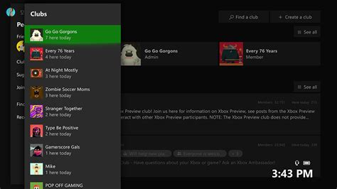 xbox one home layout change experience the new xbox one dashboard xbox