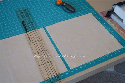 Cutting Quilting Squares by Quiltygirl Quilts Kimmy Quilt Of Valor Mystery Cutting