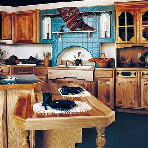 southwest kitchen cabinets kitchen design styles building ideas