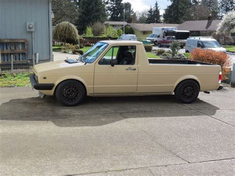 volkswagen rabbit truck custom 1980 volkswagen rabbit truck for sale